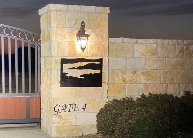 LT 1022 Turtle Dove Lane, Graford, TX 76449 (MLS #14505259) :: Frankie Arthur Real Estate