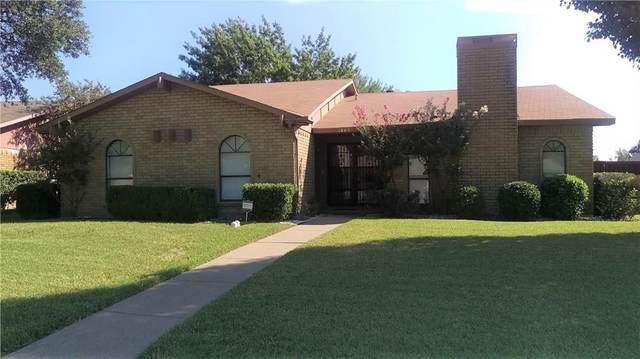 1803 Post Oak Lane, Carrollton, TX 75007 (MLS #14505261) :: Hargrove Realty Group