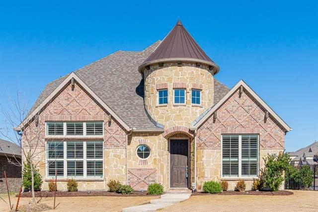 1594 Bedstraw Lane, Frisco, TX 75033 (MLS #14505266) :: Trinity Premier Properties