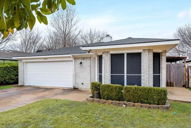 6405 Longmont Trail, Fort Worth, TX 76179 (MLS #14505280) :: Premier Properties Group of Keller Williams Realty