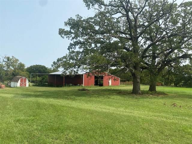 491 Navajo Road, Whitesboro, TX 76273 (MLS #14505292) :: Robbins Real Estate Group