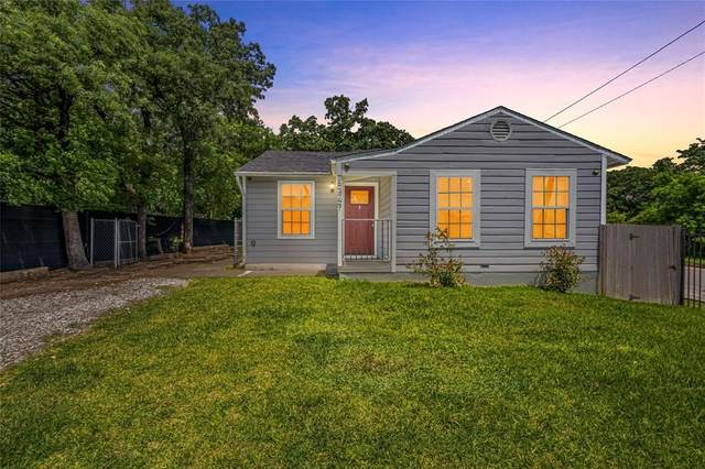 5467 Old Handley Road, Fort Worth, TX 76112 (MLS #14505304) :: The Mauelshagen Group