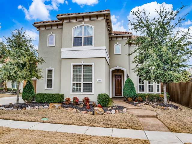 6208 Monte Cristo Lane, Plano, TX 75024 (MLS #14505307) :: The Good Home Team