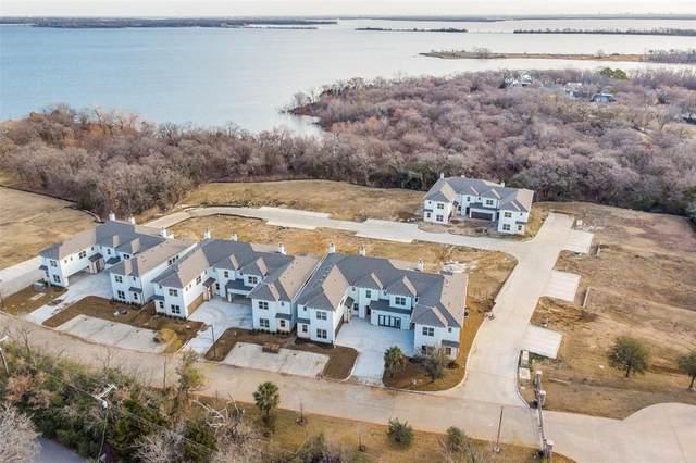 436 Waters Edge Drive #616, Lake Dallas, TX 75065 (MLS #14505318) :: Premier Properties Group of Keller Williams Realty