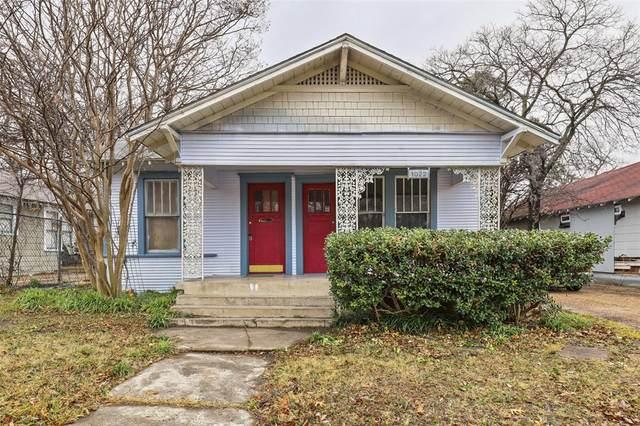 1022 Wayne Street, Dallas, TX 75223 (MLS #14505319) :: The Good Home Team