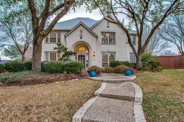 8412 Greystone Court, Plano, TX 75025 (MLS #14505321) :: The Good Home Team