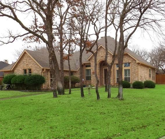 1919 Whitehall Drive, Corinth, TX 76210 (MLS #14505332) :: The Mauelshagen Group