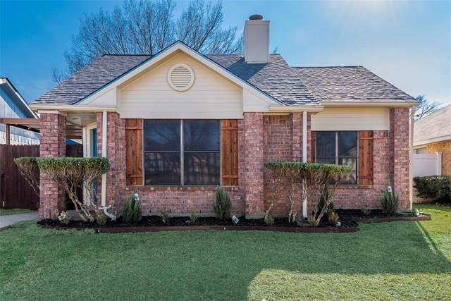 1726 Windmill Lane, Mesquite, TX 75149 (MLS #14505334) :: Robbins Real Estate Group