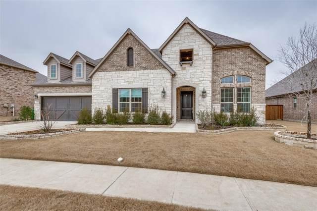 3509 Meridian Drive, Northlake, TX 76226 (MLS #14505343) :: The Heyl Group at Keller Williams