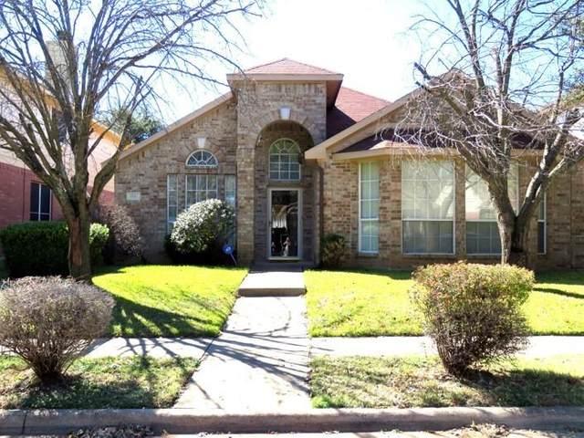 1531 Summers Drive, Cedar Hill, TX 75104 (MLS #14505356) :: The Hornburg Real Estate Group