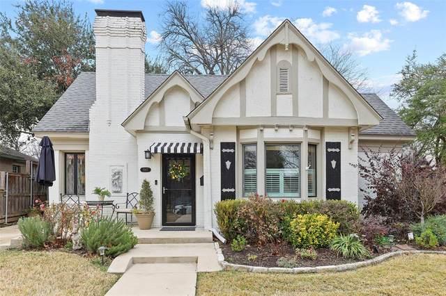 5907 Mercedes Avenue, Dallas, TX 75206 (MLS #14505361) :: The Good Home Team
