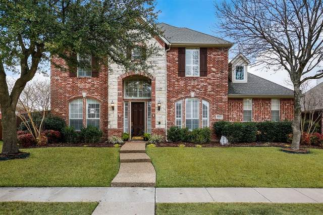 2524 Alexa Court, Plano, TX 75075 (MLS #14505374) :: The Good Home Team