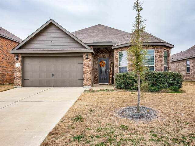 1537 Millennium Drive, Crowley, TX 76036 (MLS #14505382) :: Bray Real Estate Group