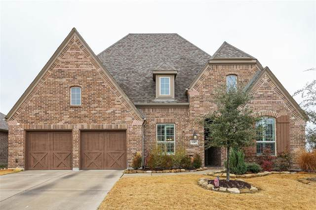 1307 Bideford Way, Forney, TX 75126 (MLS #14505385) :: The Good Home Team