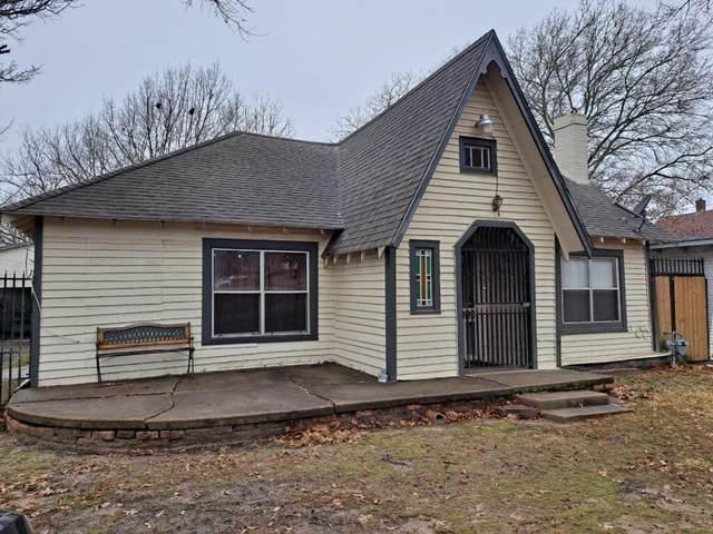 227 N Bateman Road, Fairfield, TX 75840 (MLS #14505391) :: Premier Properties Group of Keller Williams Realty