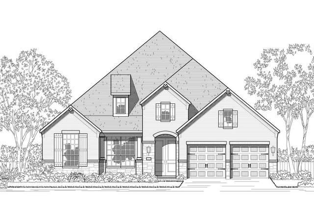 4000 Gaulding Drive, Prosper, TX 75078 (MLS #14505392) :: Hargrove Realty Group