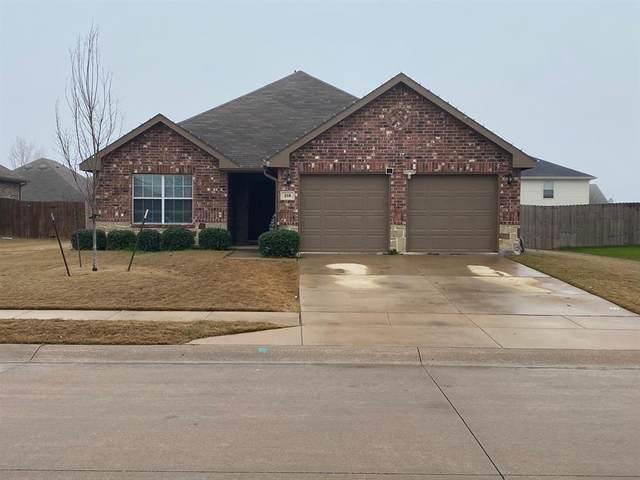 208 Colt Drive, Waxahachie, TX 75165 (MLS #14505421) :: Team Tiller