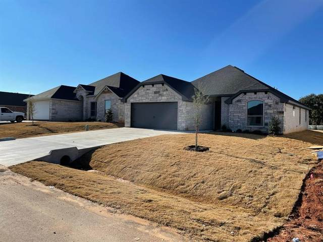 3314 Windcrest Drive, Granbury, TX 76049 (MLS #14505431) :: The Kimberly Davis Group