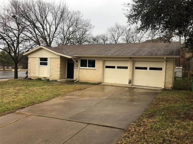 124 Donald Drive, Hurst, TX 76053 (MLS #14505443) :: The Good Home Team