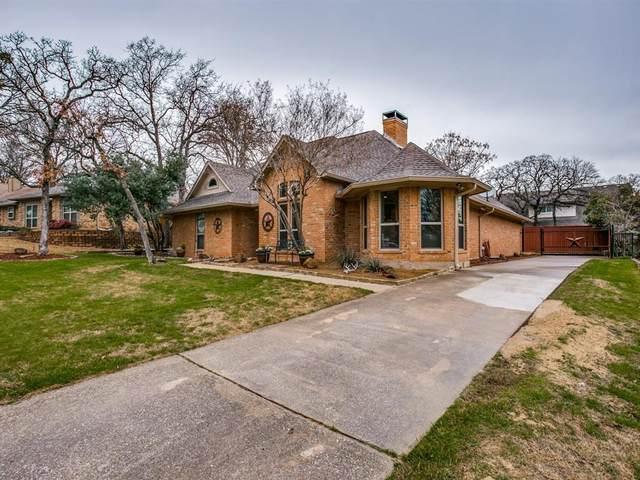 218 Pebble Beach Drive, Trophy Club, TX 76262 (MLS #14505464) :: Premier Properties Group of Keller Williams Realty