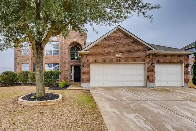 79 Lucas Lane, Edgecliff Village, TX 76134 (MLS #14505489) :: The Mauelshagen Group