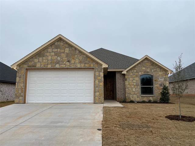 3303 Windcrest Drive, Granbury, TX 76049 (MLS #14505515) :: The Kimberly Davis Group