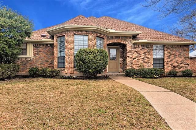 7990 Hickory Street, Frisco, TX 75034 (MLS #14505516) :: The Mauelshagen Group