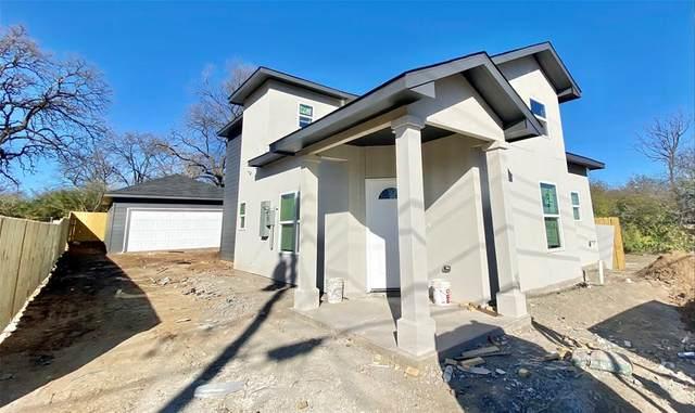 5025 Chapman Street, Fort Worth, TX 76105 (MLS #14505607) :: The Chad Smith Team