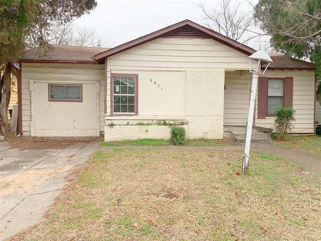 3871 Dowdell Street, Fort Worth, TX 76119 (MLS #14505630) :: Results Property Group