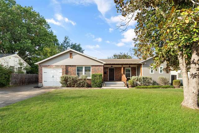 3570 Dryden Road, Fort Worth, TX 76109 (MLS #14505633) :: Robbins Real Estate Group