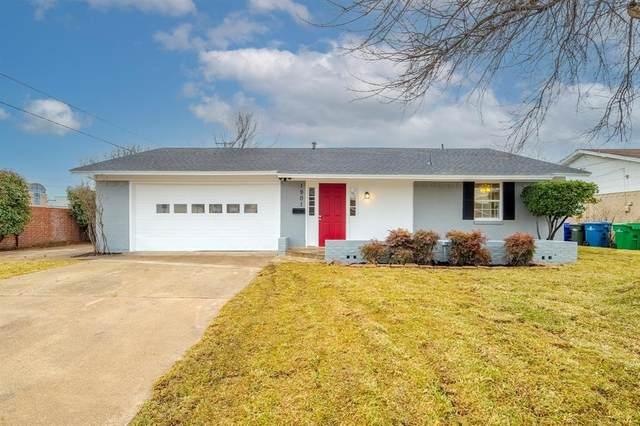 1901 Greenbrook Drive, Carrollton, TX 75006 (MLS #14505636) :: The Good Home Team