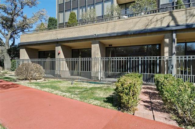 5200 Keller Springs Road #136, Dallas, TX 75248 (MLS #14505638) :: Maegan Brest | Keller Williams Realty