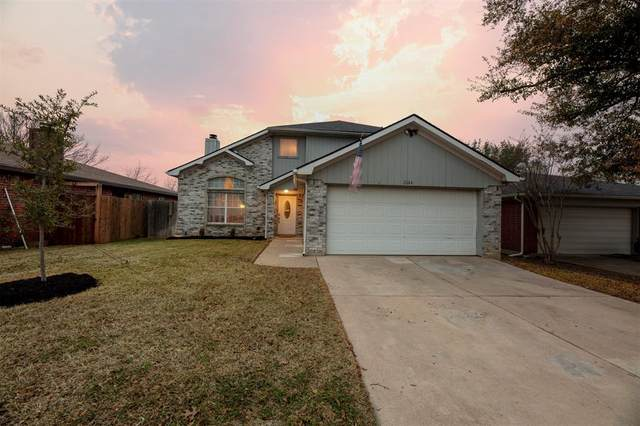 2084 Paint Pony Lane, Keller, TX 76248 (MLS #14505643) :: Team Hodnett