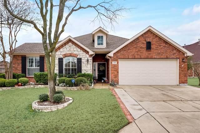 451 Long Cove Drive, Fairview, TX 75069 (MLS #14505646) :: The Hornburg Real Estate Group