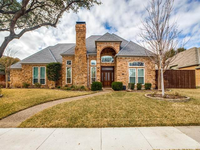 1505 Watch Hill Drive, Plano, TX 75093 (MLS #14505665) :: The Heyl Group at Keller Williams