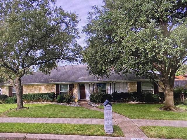 2501 Lakeview Drive, Bedford, TX 76021 (MLS #14505689) :: The Good Home Team