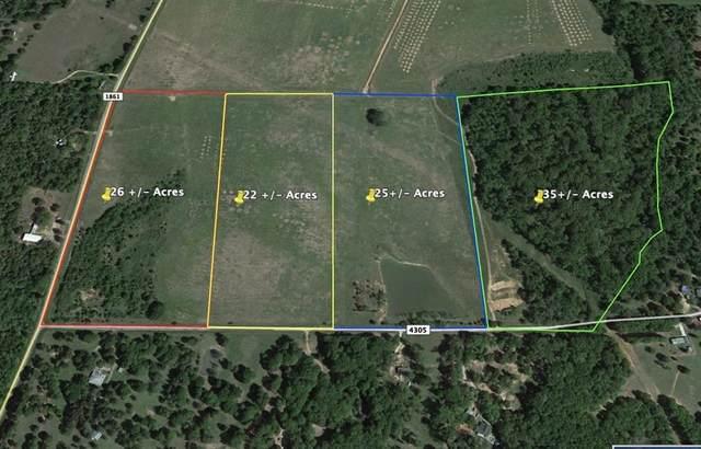TBD Fm 1861/ Vzcr 4305, Ben Wheeler, TX 75754 (MLS #14505747) :: Premier Properties Group of Keller Williams Realty