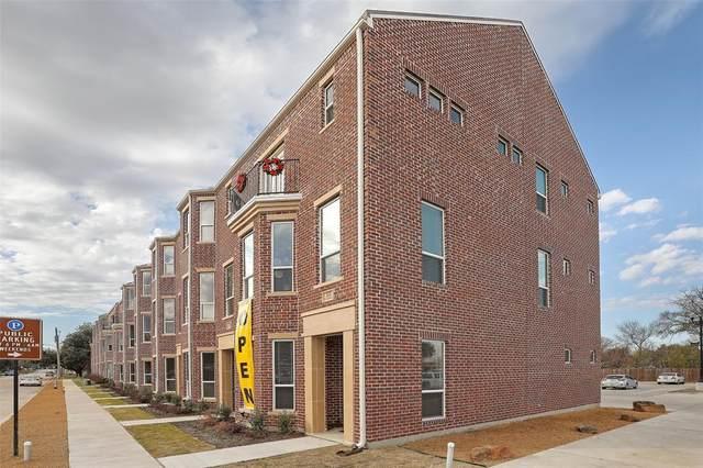 109 W Walters Street, Lewisville, TX 75057 (MLS #14505762) :: The Hornburg Real Estate Group