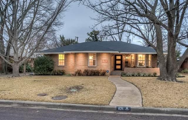 634 Bizerte Avenue, Dallas, TX 75224 (MLS #14505779) :: The Rhodes Team