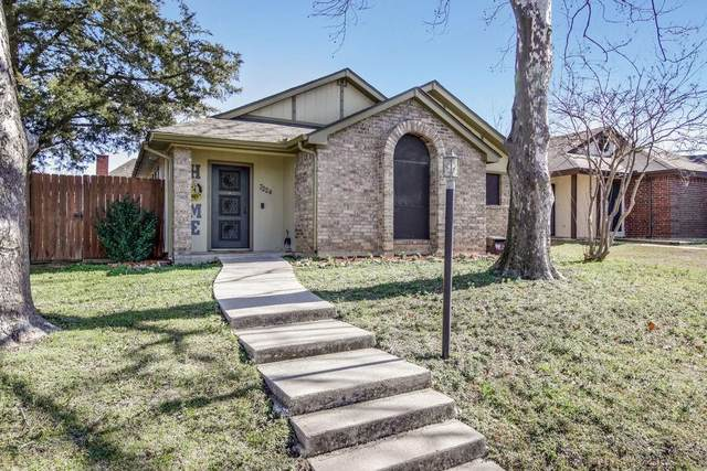 7224 Blackthorn Drive, Fort Worth, TX 76137 (MLS #14505784) :: The Rhodes Team