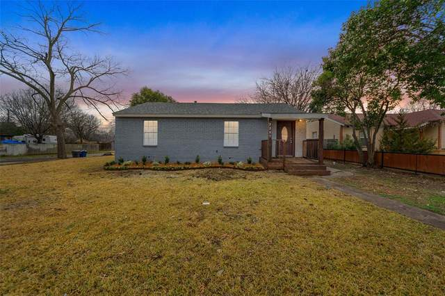 2205 N Farola Drive, Dallas, TX 75228 (MLS #14505829) :: The Hornburg Real Estate Group