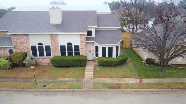 1437 Danielle Drive, Bedford, TX 76021 (MLS #14505837) :: The Mauelshagen Group