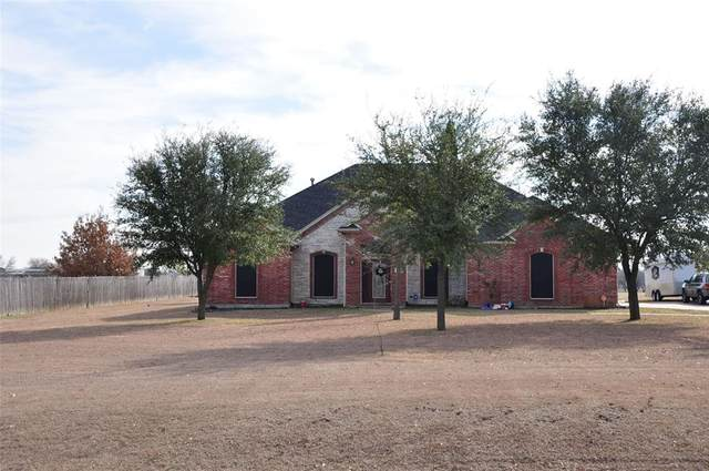 2501 Longhorn Trail, Crowley, TX 76036 (MLS #14505846) :: The Mauelshagen Group