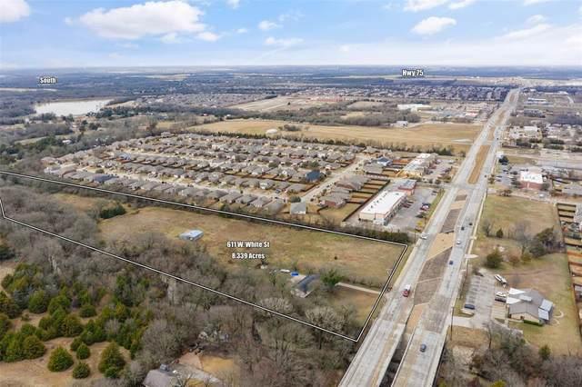 611 W White Street, Anna, TX 75409 (MLS #14505856) :: EXIT Realty Elite
