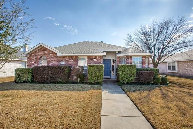 7214 Maplewood Drive, Rowlett, TX 75089 (MLS #14505868) :: The Kimberly Davis Group
