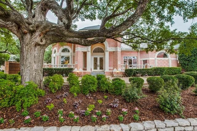 5440 Edgehollow Place, Dallas, TX 75287 (MLS #14505878) :: The Kimberly Davis Group