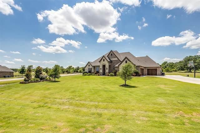 101 Parc Oaks Drive, Aledo, TX 76008 (MLS #14505884) :: Team Hodnett