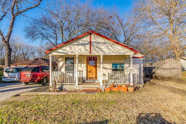 421 N Elm Street, Weatherford, TX 76086 (MLS #14505896) :: Team Hodnett