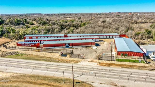 616 East Road, Stephenville, TX 76401 (MLS #14505906) :: Hargrove Realty Group