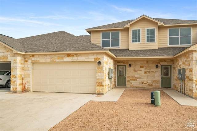 1425 Waterstone Way #3002, Brownwood, TX 76801 (MLS #14505929) :: Frankie Arthur Real Estate